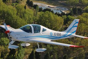 Không quân Hy Lạp nhận lô máy bay huấn luyện P2002JF