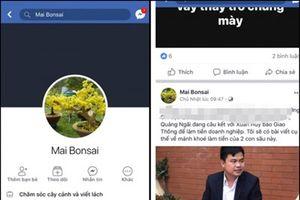 Giám đốc Công an tỉnh Bình Định chỉ đạo điều tra vụ phóng viên báo Giao thông bị bôi nhọ và đe dọa trên mạng xã hội