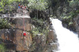 Đà Lạt chỉ cho phép nhảy thác Datanla độ cao dưới 7 m