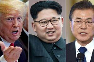 Cục diện bán đảo Triều Tiên