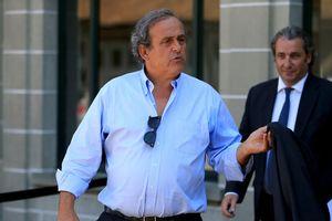 Cựu chủ tịch UEFA Platini đâm đơn kiện 'chiêu trò quyền lực' của FIFA