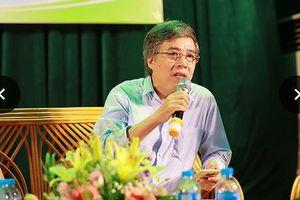 Nhà văn Trần Thanh Cảnh: 'Mỗi khi viết xong tác phẩm như trút bỏ gánh nặng'