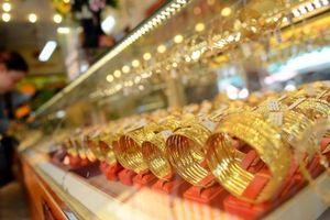 Giá vàng hôm nay 14/10: Giá vàng khép lại tuần tăng giá ấn tượng