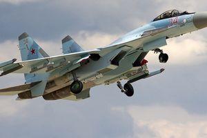Nga thử nghiệm máy bay siêu tiêm kích Su-35S