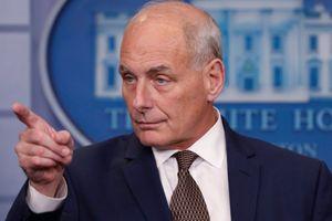 Chánh Văn phòng Nhà Trắng yêu cầu quan chức Trung Quốc xin lỗi dưới cờ Mỹ