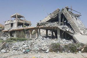 Lầu Năm Góc 'phản pháo' cáo buộc liên quân Mỹ sử dụng vũ khí cấm tại Syria