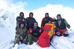 Sống sót thần kỳ sau 4 ngày mắc kẹt trên vùng núi lạnh nhất nước Nga
