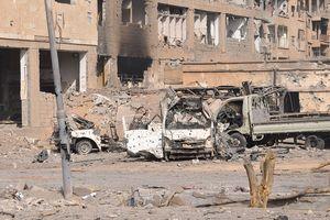 Nhiều người ở Syria thiệt mạng bởi cuộc tấn công của liên quân do Mỹ dẫn đầu