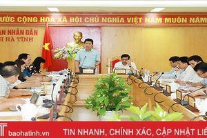 KT-XH Hà Tĩnh 9 tháng chuyển biến tích cực, tạo thuận lợi hoàn thành nhiệm vụ cả năm