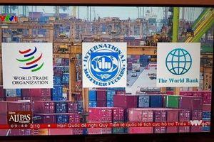 Sự cố VTV1 đưa nhầm logo Quỹ tiền tệ Quốc tế (IMF)