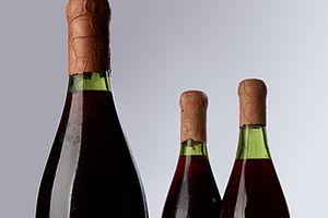 Đấu giá lô rượu vang được sản xuất vào mùa nho cuối cùng trong Thế chiến II