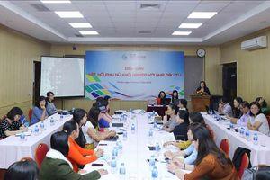 Tăng cường kết nối phụ nữ khởi nghiệp với nhà đầu tư
