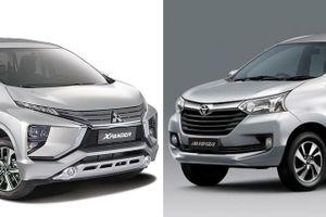 So sánh Toyota Avanza và Mitsubishi Xpander: xe 7 chỗ giá rẻ tại Việt Nam
