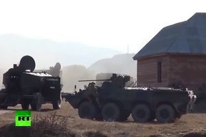 An ninh Nga FSB ra tay diệt khủng bố IS ở Dagestan