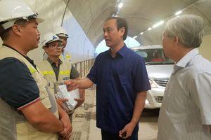 Cao tốc Đà Nẵng - Quảng Ngãi: 'Hư hỏng nhỏ nhưng sửa chữa kém'