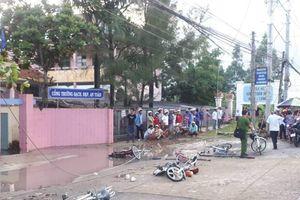 Tin mới vụ đứt dây điện trung thế khiến 2 học sinh tử vong