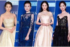 Bảng xếp hạng trang phục nữ minh tinh trong đêm Bazaar: Dương Mịch xếp thứ ba, vị trí đứng đầu gây shock