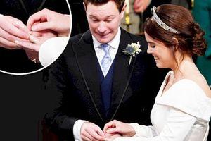Sự trùng lặp kỳ lạ sau khoảnh khắc 'ngượng chín mặt' của chú rể trong đám cưới hoàng gia Anh