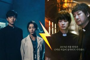 'Priest' đài OCN liệu có thành công như phiên bản điện ảnh của 'thánh sống' Kang Dong Won?
