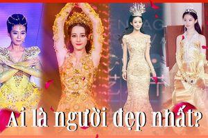 Đọ sắc 7 Nữ thần Kim Ưng: Ai là người đẹp nhất?