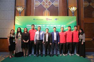 Song song với VTV, Next Media cũng sở hữu gói bản quyền AFF Cup 2018