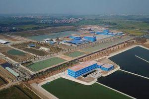 Hà Nội: Khánh thành giai đoạn 1 nhà máy nước sạch lớn nhất miền Bắc