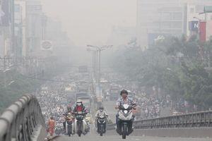 TP.HCM: Ô nhiễm không khí ngày càng trầm trọng