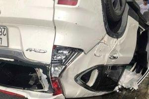 Phó giám đốc Sở TN&MT Đà Nẵng điều khiển xe ô tô đâm vào xe tải khiến vợ tử vong
