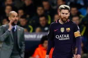 Man City phủ nhận việc 've vãn' Messi