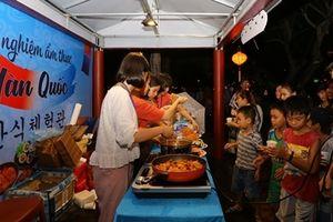Trải nghiệm ẩm thực Hàn Quốc tại Hội An