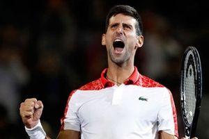 Novak Djokovic vô địch Thượng Hải Masters