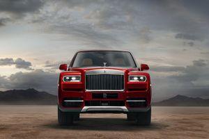 Phiên bản Rolls-Royce Cullinan động cơ Hybrid mạnh hơn cả V12