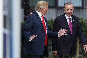 Mỹ xác nhận dấu hiệu tan băng trong quan hệ với Thổ Nhĩ Kỳ
