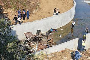 Lật xe chở người di cư ở Thổ Nhĩ Kỳ làm ít nhất 15 người thiệt mạng