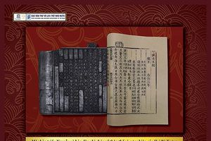 Phát hiện tài liệu Hán Nôm triều Nguyễn ở Phú Yên
