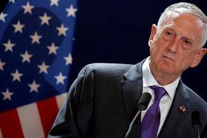 Ông Trump úp mở khả năng Bộ trưởng Quốc phòng Mattis 'ra đi'