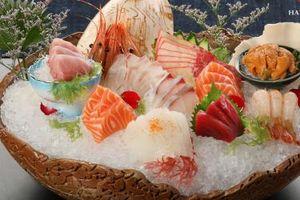 Kinh doanh ẩm thực Nhật: Nguyên liệu tốt cần sự điêu luyện của người đầu bếp