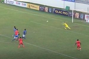 Siêu phẩm của 'Di Maria Việt Nam' đẹp nhất vòng cuối V-League 2018