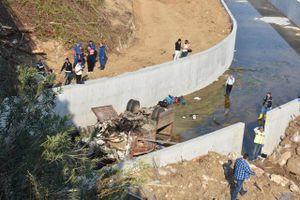 Thổ Nhĩ Kỳ: Xe chở người nhập cư lao xuống mương, 22 người thiệt mạng