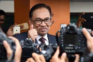 Cựu Phó Thủ tướng Malaysia Anwar Ibrahim trở lại chính trường