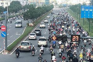 Chống ùn tắc giao thông thiếu đột phá