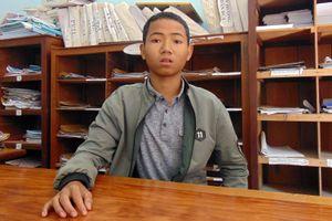 Quảng Nam: Khởi tố đối tượng cướp tiền rồi đâm cụ bà