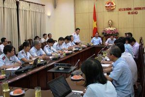 Thanh tra công tác xuất khẩu lao động tại Bộ Lao động-Thương binh và Xã hội