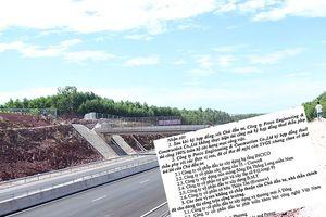 Cao tốc 34.000 tỉ: 'Sang tay' gói thầu trên 1.394 tỉ đồng