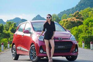 Nguy cơ gãy bulong, triệu hồi hơn 11.500 Hyundai Grand i10