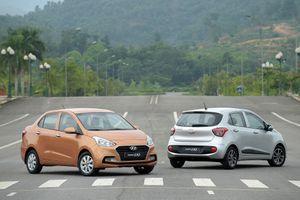 Hơn 11.500 chiếc Hyundai Grand i10 bị triệu hồi tại Việt Nam