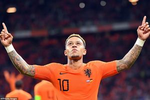 'Cơn lốc màu da cam' Hà Lan đến lúc trở lại?