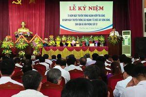 Huyện Ứng Hòa kỷ niệm 70 năm ngày truyền thống ngành Kiểm tra Đảng