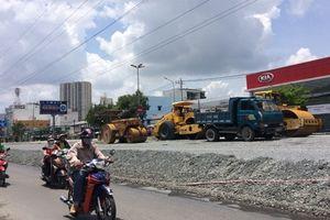 Dự án chống ngập đường Kinh Dương Vương: Dùng ngân sách đầu tư BOT!?