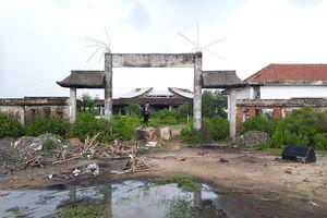 13 năm chưa xây xong nhà hỏa táng